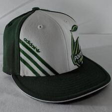 9bfd15a1f11 LZ Adidas Fitted S M Portland Timbers FC Soccer MLS Baseball Cap Hat NEW 88