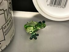 Swarovski Figur Frosch Romeo 3,5 cm. Mit Ovp & Zertifikat.