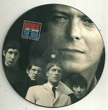 """David Bowie & The WHO - I can´t explain - Live (2020) UK 7"""" PICTURE DISC"""