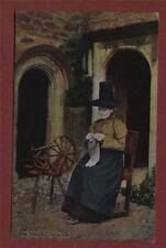 The Welsh Costume.   postcard   ca.24