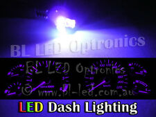 Purple LED Dash Kit For Nissan Stagea C34 & Skyline R34