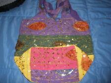 INDIA HOBO HIPPY SHOULDER HANDBAG- Cotton Fabric