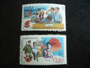 Stamps - Caribbean - Scott# 1389-1390