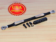 CNC Black Gear Shift Linkage Shifter Link Fit For Harley Touring Softail Dyna