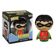 Batman Robin Dorbz Vinyl Figure - New in stock dented box