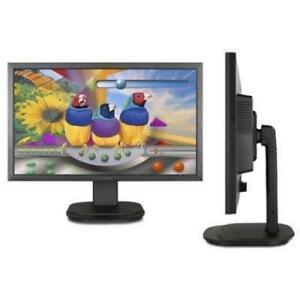 ViewSonic VG2239SMH 1080p Ergonomic Monitor with HDMI DisplayPort and VGA for