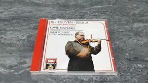 Beethoven Bruch David Oistrakh Concertos Pour Violon Violin Concertos NEAR MINT
