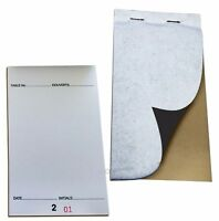 5 Pack – Pre-Printed Restaurant Pads with carbon – 50 Numbered Sets. 7078-RES
