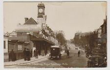 Kent postcard - S.E & G.R Station, The Broadway, Royal Tunbridge Wells - RP