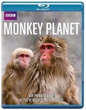 Monkey Planet - BBC [Blu-ray] [DVD][Region 2]