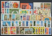 G139299/ LEBANON – AIRMAIL – YEARS 1968 - 1973 MINT MNH MODERN LOT