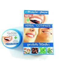 Prim Perfect Herbal Toothpaste Reduce Cigarette Coffee Fresh Breath 5g