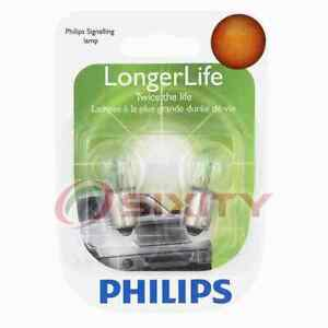 Philips Map Light Bulb for Ford Escort EXP Fairmont Mustang Mustang II Pinto wg