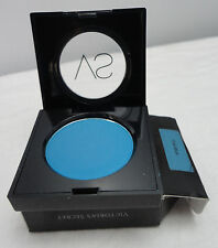 Victoria'S Secret Silky Eye Shadow In True Blue Nib