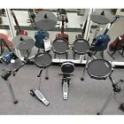 Alesis Command Mesh 8-Piece Electronic Drum Kit with Mesh Heads with Throne