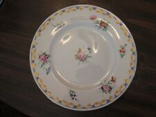 "Lady Louise Old Ivory by Syracuse China O.P.CO. 8"" Dessert Plate pre-1949"