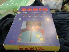 new Running Press Transistor Radio kit with radio book