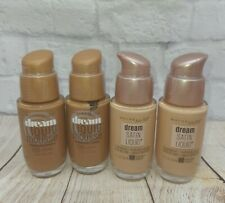 (2) Maybelline Dream Satin Liquid Foundation YOU CHOOSE YOUR COLOR