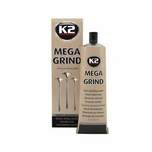 K2 Ventileinschleifpaste MEGA GRIND Ventil Schleifpaste 100g W160 Paste Motor
