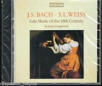 Bach; Weiss : Musica Pour Luth Del 18° Siècle/Konrad Junghanel - CD