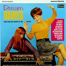 Dream Babies-Girls & Girl Groups Of The Sixties-LP-1985 EMI America USA-SQ-17186