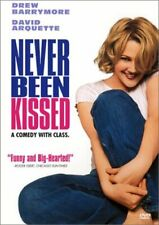 {New Sealed} Never Been Kissed 1999 Widescreen Full Screen Dvd