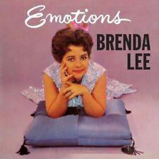 Emotions - Brenda Lee (2018, CD NEUF)