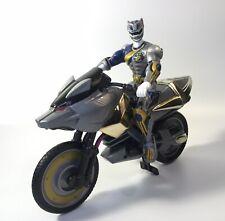 Power Rangers Wild Force Lunar Wolf Savage Cycle Motorcycle Bandai 2002 Rare Fig