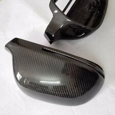 for Audi Q3 2012-2017 8U car mirror cover ABS + carbon fiber with side assist