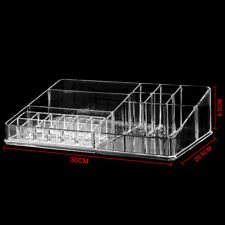 Acrylic Cosmetic Organizer Drawer Clear Jewellery Box Makeup Storage Holder