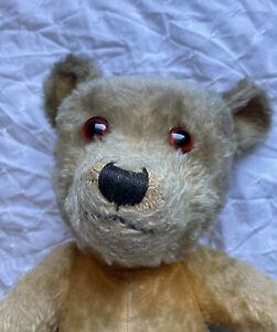 Vintage Rare 26in Chiltern 1940-50s Teddy Bear