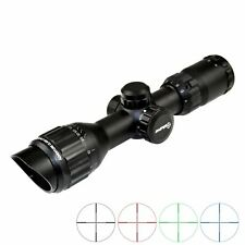 3-9X32AOL Mil-Dot Air Rifle Gun Deer Tactical  Hunting Scope Telescopic Sight