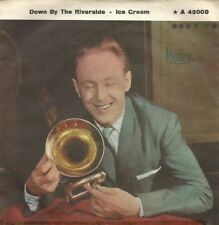Chris Barber 's Jazz Band-Down by the riverside/Ice Cream (vinile-Single 1955)