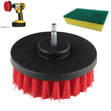 Electric Drill Brush Grout Power Scrubber Cleaning Sponge Tub Cleaner Tool LIU9