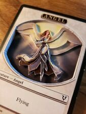 MTG Magic Avacyn Restored *Hand Crafted 3-D* Double Sided Token ANGEL DEMON L@@K