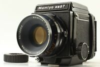[Exc+5] MAMIYA RB67 Pro & SEKOR C 127mm F3.8 Lens 120 Film Back From JAPAN