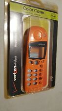 Nokia Genuine Color Cover 5100 Series Tango Orange Cell Phone Faceplate FastShip