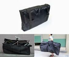 """26"""" Bicycle Bike Folding Carrier Bag Carry Cover for Dahon  Mountain Holder"""