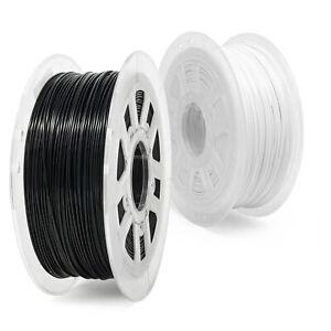 Gizmo Dorks Acetal 3D Printer Filament Delrin POM 1.75mm or 3mm (2.85mm) 1kg