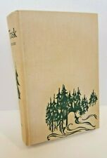 TRASK HARDCOVER BY DON BERRY 1ST EDITION 1960