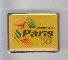 RARE PINS PIN'S .. INFORMATIQUE PC ORDINATEUR COMPUTER BULL HONEYWELL PARIS ~AK