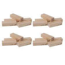 20pcs Wood Name Place Card Holder Wedding Reception Party Favor Table Decor