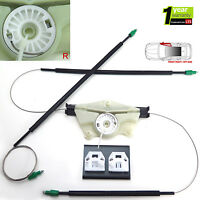 SEAT TOLEDO ELECTRIC WINDOW REGULATOR REPAIR KIT FRONT RIGHT DRIVER SIDE OSF