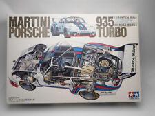 1/12 Tamiya Martini Porsche 935 Turbo  **USA Seller**