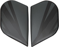 ICON 0133-0911 SIDEPLATE ALGT PRIMARY BK