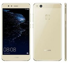 "HUAWEI P10 LITE 32GB GOLD ORO DISPLAY 5.2"" FHD 4GB RAM G. ITALIA NO BRAND !!!"
