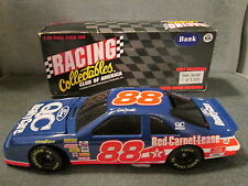 RCCA NASCAR 1/24 Black Window Bank Dale Jarrett #88 Ford Quality Care 1996 Ford
