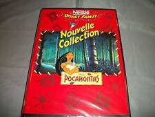 POCAHONTAS Disney NESTLE MAGIC PROMO DISPLAY Case French 12 Figures 20 Accessor.