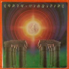 EARTH, WIND & FIRE - I Am - Vinyl LP - EX