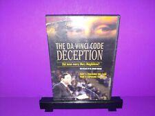 The Da Vinci Code Deception Part 1 & Part 2 Dvd B454